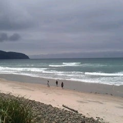 Photo taken at Cape Lookout State Park by Bryan B. on 7/20/2012