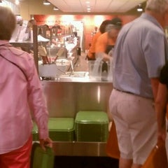 Photo taken at Sweet Tomatoes by Nicole F. on 2/21/2012