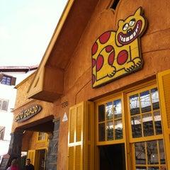 Photo taken at Gato Gordo by Diogo D. on 8/4/2012