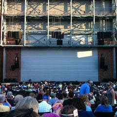 Photo taken at Starlight Theatre by Lisa H. on 7/28/2012