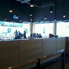 Photo taken at Qdoba Mexican Grill by Aaron A. on 4/6/2012