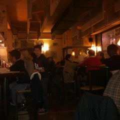 Photo taken at Orzo Bruno by MiRò A. on 3/18/2012