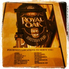 Photo taken at Royal Oak by KYLE S. on 3/2/2012