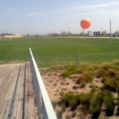 Photo taken at Orange County Great Park by Brian K. on 3/30/2012