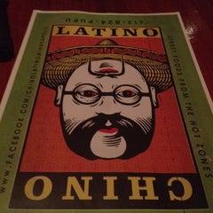 Photo taken at Chino Latino by Elwood H. on 3/26/2012