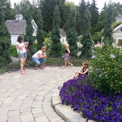 Photo taken at Coastal Maine Botanical Gardens by Michael J. on 7/28/2012