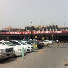 Photo taken at Bahrain International Airport (BAH) | مطار البحرين الدولي by Rattawan A. on 3/23/2012