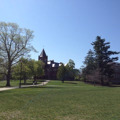 Photo taken at Memorial Union Building by Greg L. on 4/25/2012