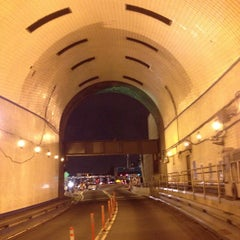 Photo taken at Lincoln Tunnel by ED on 8/15/2012