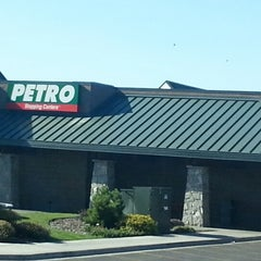 Photo taken at Petro Stopping Center by Sonja M. on 9/1/2012