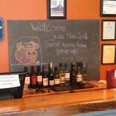 Photo taken at Larry J's BBQ Cafe by Jake S. on 5/5/2012