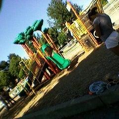 Photo taken at Houghton Park & Ride by Barbara C. on 7/5/2012
