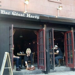Photo taken at Bar Great Harry by Beer Bar R. on 5/4/2012