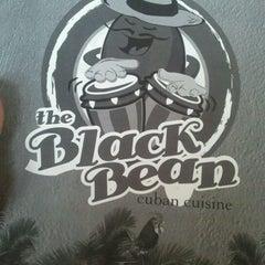 Photo taken at Black Bean Cuban Cafe by Dante D. on 2/7/2012