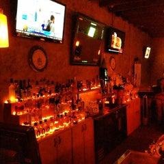 Photo taken at Orange Bar by DJ UPPERS on 8/10/2012