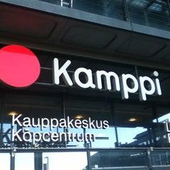 Photo taken at Kauppakeskus Kamppi by Alistair on 8/1/2012