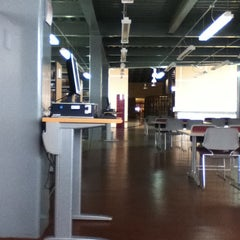 Photo taken at Biblioteca Central Del Estado Ricardo Garibay by CLaudio F. on 5/9/2012