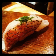 Photo taken at Sushi Ran by Norbert H. on 7/3/2012