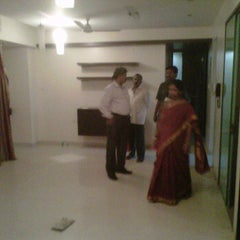 Photo taken at Lodha Imperia by Sushant P. on 4/26/2012
