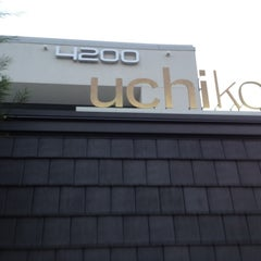 Photo taken at Uchiko by Andy Y. on 7/6/2012