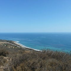 Photo taken at Nicholas Flat Trail, Malibu Canyon by Tim R. on 8/18/2012
