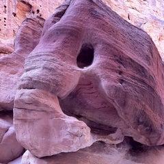 Photo taken at Petra البتراء by Ivan K. on 7/23/2012