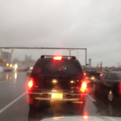 Photo taken at Traffic HELL!  by Chris A. on 4/5/2012