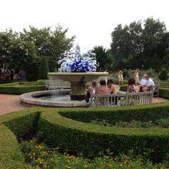 Photo taken at Atlanta Botanical Garden by Hunter F. on 6/14/2012
