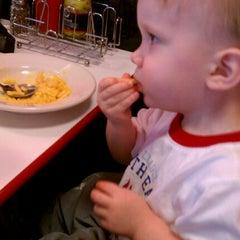 Photo taken at Steak 'n Shake by George F. on 3/31/2012