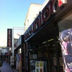 Photo taken at ディスクユニオン 下北沢店 by Augustine S. on 8/20/2012