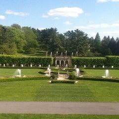 Photo taken at Longwood Gardens by Evgueni E. on 4/27/2012