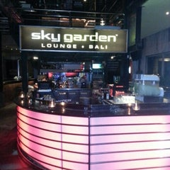Photo taken at Sky Garden 61 Legian by Deliziosa J. on 8/8/2012