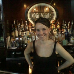 Photo taken at Old Angle Tavern by Ray F. on 2/29/2012