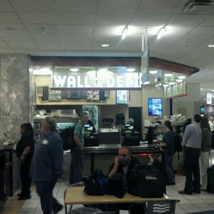 Photo taken at Concourse A by Greg W. on 4/21/2012