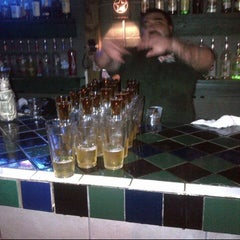 Photo taken at Cheers Shot Bar by David Y. on 9/1/2012