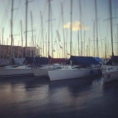 Photo taken at CYC - Cruising Yacht Club of Australia by Chris B. on 5/27/2012