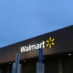Photo taken at Walmart Supercenter by Ruben G. on 5/1/2012