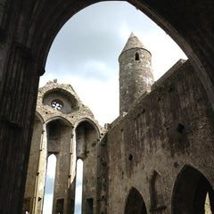 Photo taken at Rock of Cashel by Teh K. on 6/19/2012