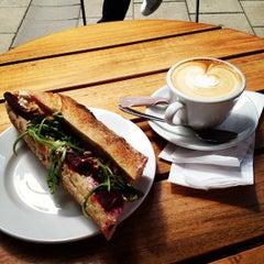 Photo taken at Mellqvist Kaffebar by Hanna M. on 6/9/2012