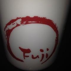 Photo taken at Fuji by Melissa C. on 2/24/2012