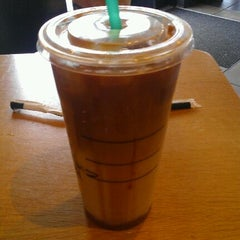 Photo taken at Starbucks by Adriana D. on 4/13/2012
