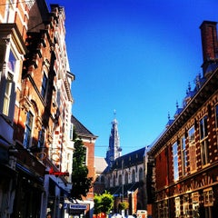 Photo taken at Haarlem by Chiara C. on 9/9/2012