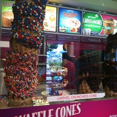 Photo taken at Carvel Ice Cream by Stephanie on 7/7/2012