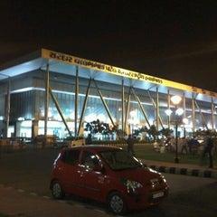 Photo taken at Sardar Vallabhbhai Patel International Airport by Uday K. on 7/8/2012