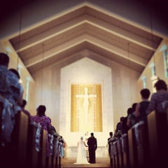 Photo taken at Co-Cathedral Of St. Theresa by @wilburwong on 9/8/2012