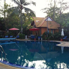 Photo taken at Lawana Resort Koh Samui by Hans D. on 2/14/2012