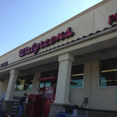 Photo taken at Walgreens by Tiffane' W. on 4/1/2012