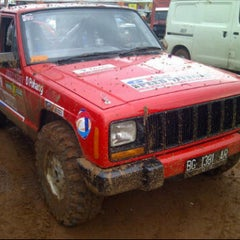 Photo taken at Sirkuit Offroad Harvest City by Robi S. on 4/22/2012