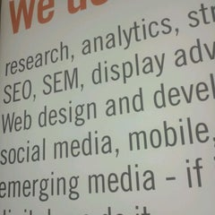 Photo taken at SES Search Engine Strategies New York by Kathryn C. on 3/20/2012