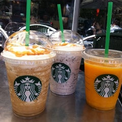 Photo taken at Starbucks Coffee by Ángel P. on 7/4/2012